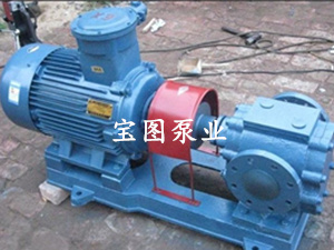 RCB沥青保温泵