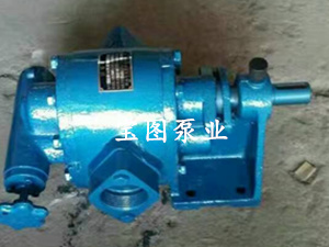 CLB沥青喷布泵