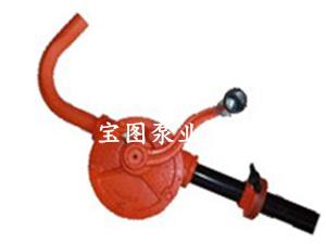 32#重型圆形手摇油泵