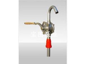 铝钛合金手摇油泵