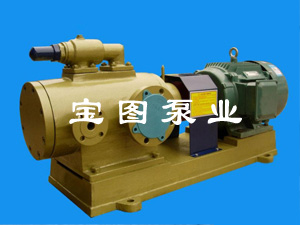 3QGB三螺杆沥青保温泵