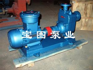 CYZ自吸式防爆泵