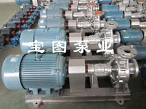 RY天博国际官方高温导热油泵